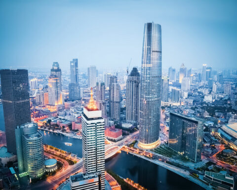 China Property Investment